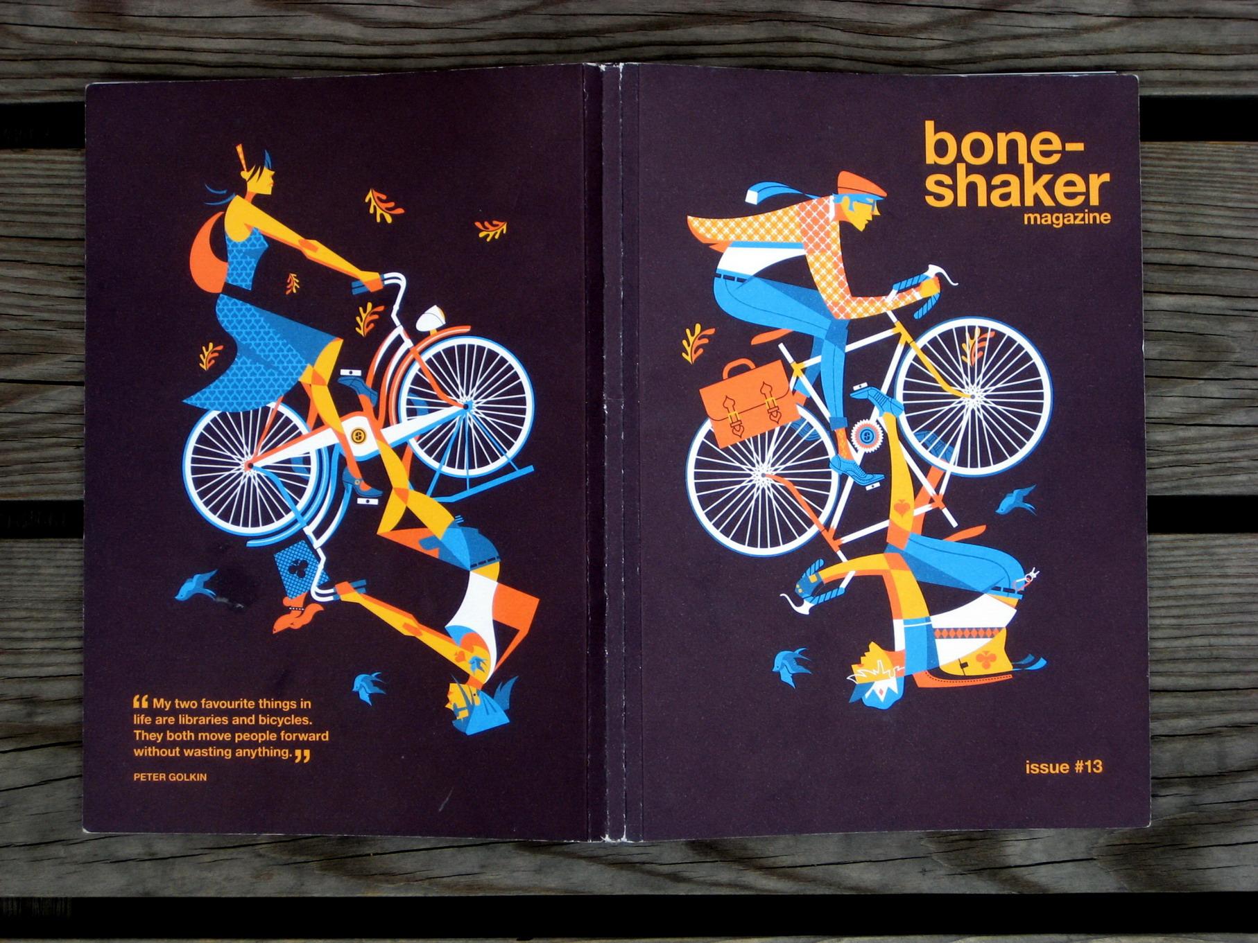 Boneshaker #13