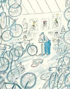 Das Gehemnis des Fahrradhändlers