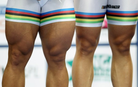 European Elite Track Cycling Championships - Day One